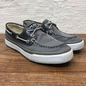 Sperry Top-Sider Gray Boat Shoes Size 7M Men's